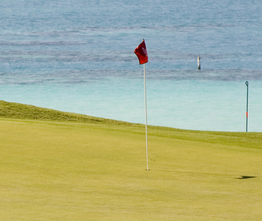 Bermuda golf courses