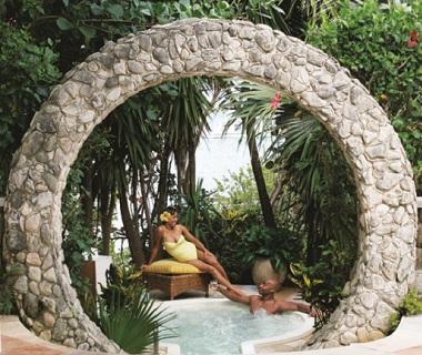 Bermuda romantic getaway