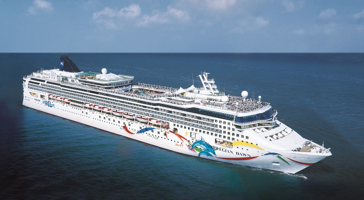 2014 Boston to Bermuda cruises on Norwegian Dawn