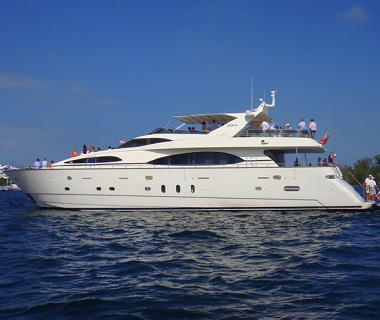 Corporate yacht charters in Bermuda