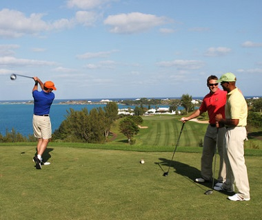 Golf in Bermuda