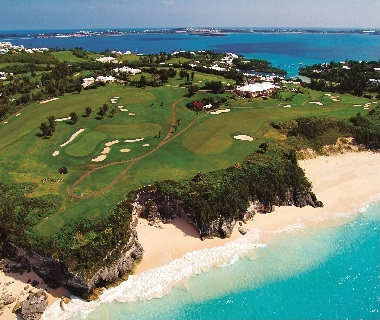 Best golf courses in Bermuda