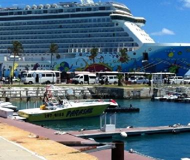 Cruise deals to Bermuda