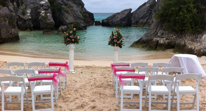 Bermuda wedding locations