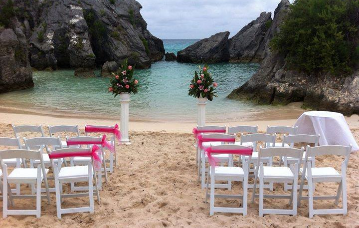 8 Stunning Wedding Locations In Bermuda