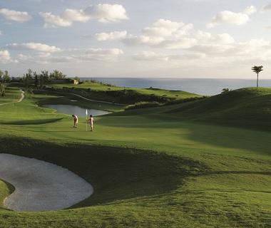 18th Hole Port Royal Golf Course