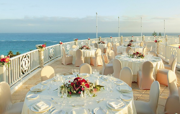 Ocean View Wedding Location