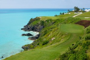 Activities in Bermuda -Golfing