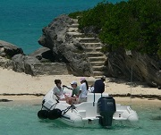 Private yacht rentals in Bermuda