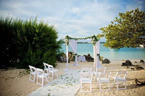 Tips For A Bermuda Beach Wedding Partye Philadelphia