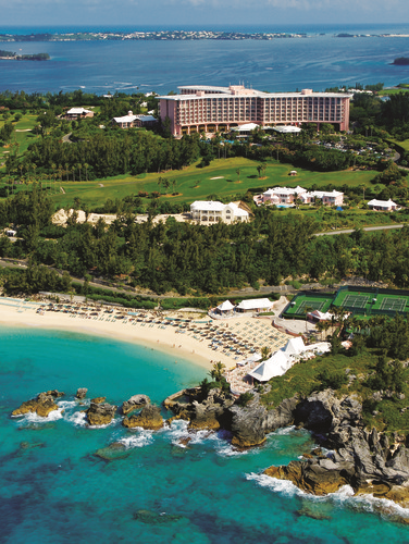 Bermuda Hotels With Beaches