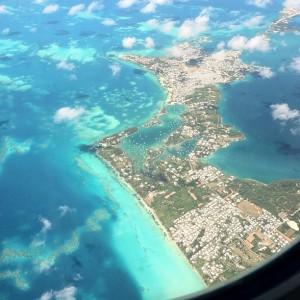 Bermuda Aerial View
