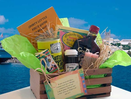 Tote Bag Gifts Bermuda Gift Baskets Tote Bag