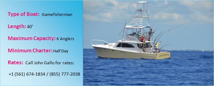 Bermuda Fishing Charters Rates
