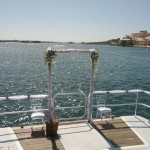 Host Your Wedding On-Board