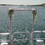 Archway at Sea