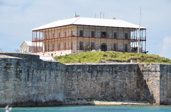 Commissioners House, Dockyard, Bermuda