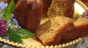 Horton's Rum Cake in Bermuda - Delicious