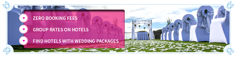 Hotel Wedding Packages in Bermuda