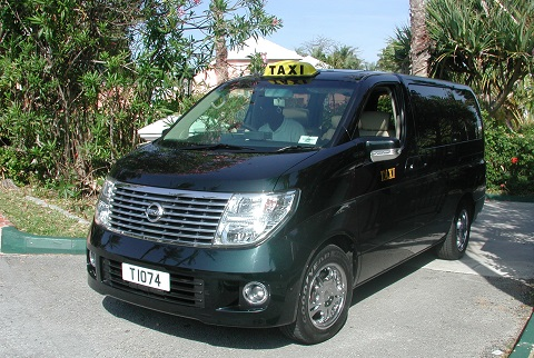 Baileys taxi cab