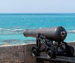 Forts in Bermuda