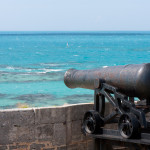 Cannon Protecting Bermuda - Something You'll See on Your Tour