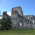 Tour Bermuda's Ruins - the unfinished church