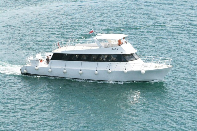 Destiny Water Tours Thinking Of Bermuda - Bermuda tours