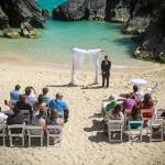 20 Person Beach Wedding