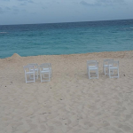 Getting Set Up for the Wedding