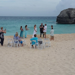 Simple Beach Wedding for 10 People