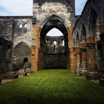 Unfinished Church for Wedding Ceremonies