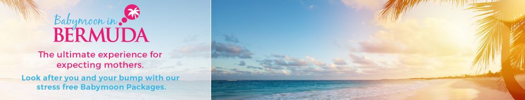 Have Your Babymoon in Bermuda with Thinking of Bermuda