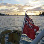 Take a sunset charter in Bermuda aboard the Ana Luna